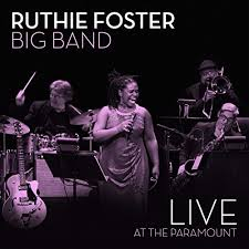 """Ruthie Foster: """"Live at the Paramount"""""""