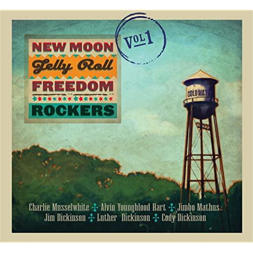 New Moon Lelly Roll Freedom Rockers Vol.1